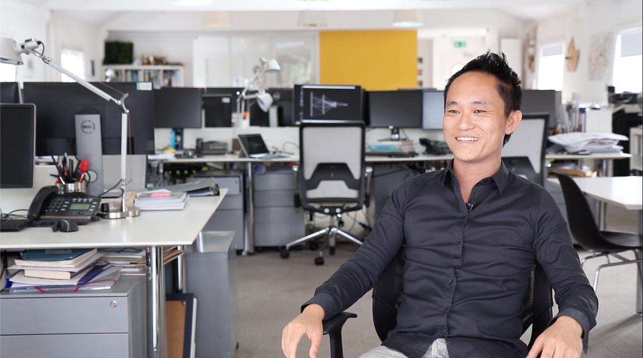 SaffronBlue.aiMeet the Team – Wilson Chan, CEO & Co-Founder